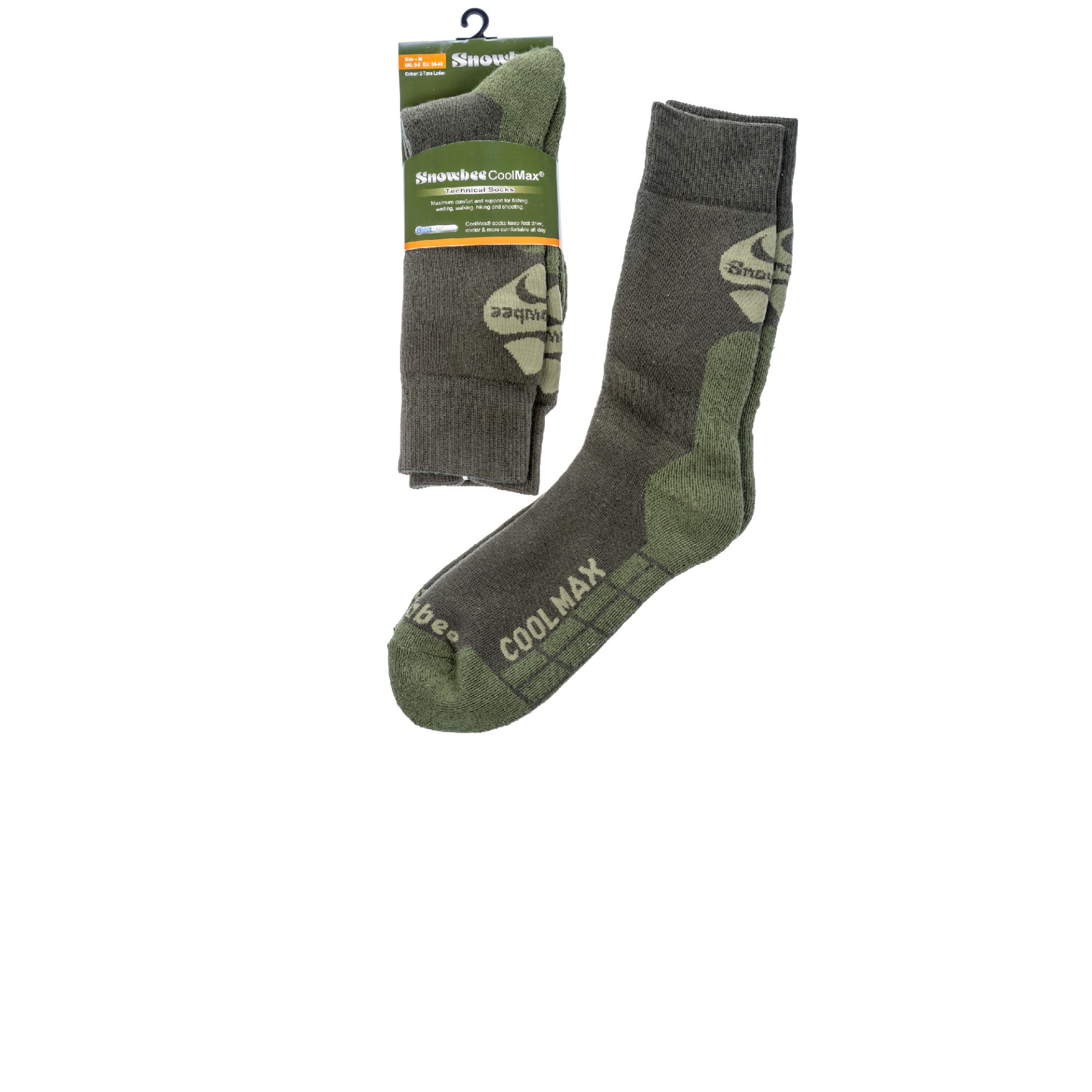 Skarpety Snowbee CoolMax Technical Socks wędkarskie fly fishing flyartfishing dla wędkarza