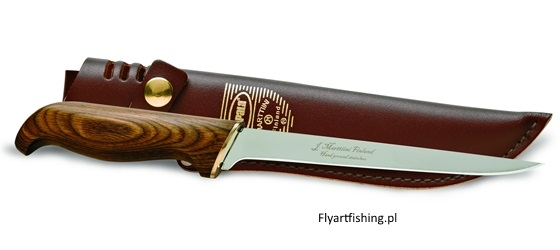 Nóż do filetowania Rapala Presentation® Fillet Brown  Laminates PRFBL6