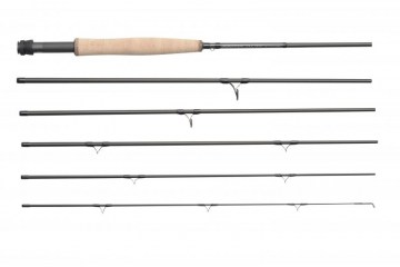 Wędka muchowa Scierra Mile High 9ft #5 - 6 sekcji travel fly rods  podróżna