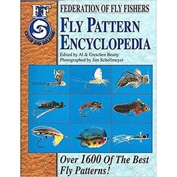 Fly Pattern Encyclopedia Federation of fly fishers book