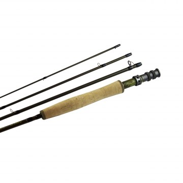 Wędka muchowa Syndicate P2 Pipeline Pro Series 10ft #2 fly rod wt 2