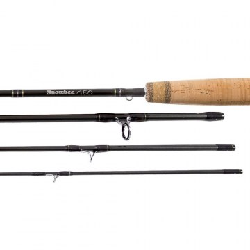 Wędka muchowa Snowbee GEO Nano Technology 8,6 ft #4 fly rods
