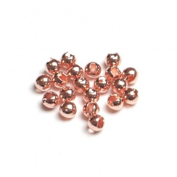 Główki wolframowe slotted copper 5.5 mm tungsten beads